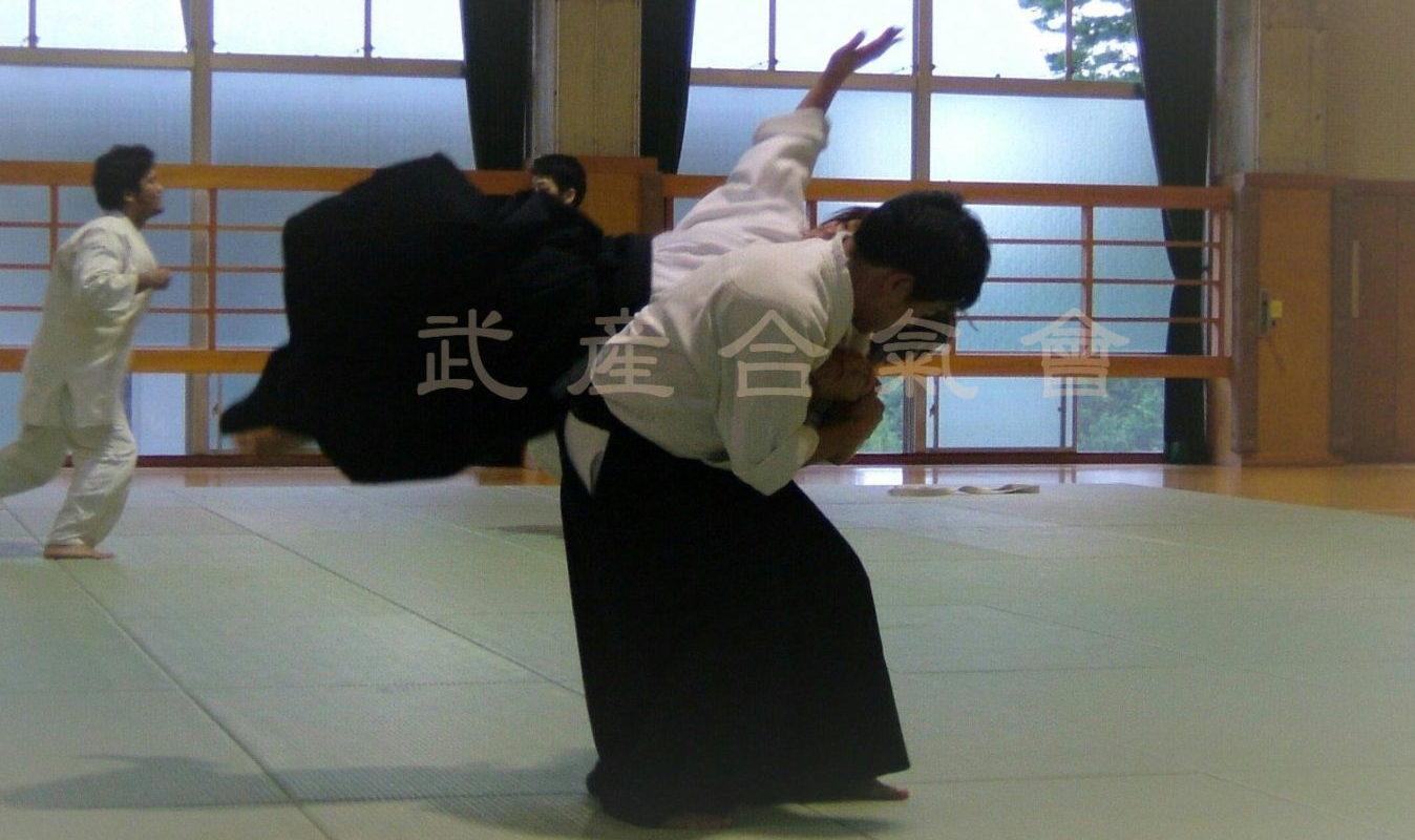 合気道・高松武産合氣會